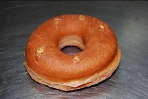 Пончик с начинкой