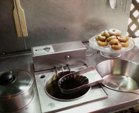 Пончиковый аппарат АПФ