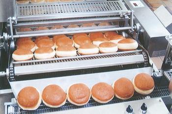 Потоковая линия для пончиков берлинер