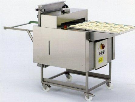 Автоматическая машина для обработки тестовых заготовок для брецелей